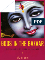 Kajri Jain Gods in the Bazaar the Economies of Indian Calendar Art