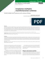 tumores familiares con manifestaciones cutaneas.pdf