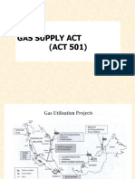 Chap 3 Gas Supply Act