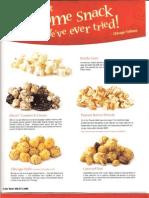 Popcorn Palace Fundraiser