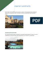 Hungarian Landmarks