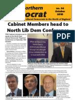 Northern Democrat No 54 Oct 10
