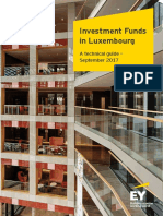 Investment Funds in Luxembourg - September 2017