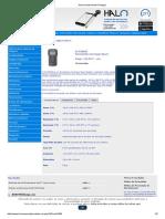 Hanna Instruments Portugal - Termômetro Termopar (Tipo K)