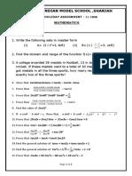 7. Equilibrium Notes