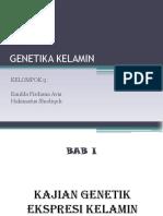 Bab 1 Genetika Kelamin Edit