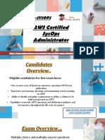 Study Material For Amazon  AWS-SYSOPS - Realexamdumps.com