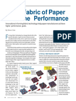 The Fabric of Paper Machine Performance