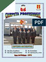 Carátula Carpeta Pedagógica