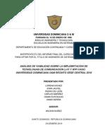 Anteproyecto Implementacion de Tecnologia Lifi