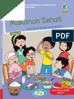 5 Buku Siswa Tema 3 Makanan Sehat