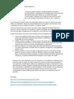 Aspectos Éticos de Los Estudios Cualitativos