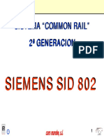Common Rail Siemens Sid 802 Alumno r