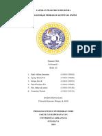 Laporan Praktikum pH Optimum