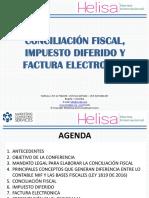 Memorias Conferencia Conciliacion Fiscal