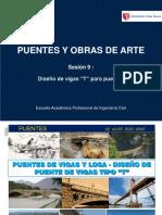 9U Puente Vigas T