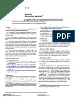 ASTM D5/D5M − 13