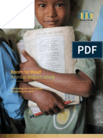 Room to Read 2009 Annual Report