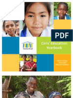 Room to Read 2009 Girls Education Yearbook