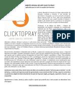 Lançamento Oficial Do App Click to Pray