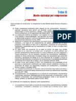 Tema 11-Diseño Curricular Por Competencias (1)