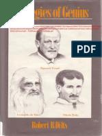 NlpBook - Robert Dilts - Strategies of Genius, Sigmund Freud, Nikola Tesla, Leonardo Da Vinci_vol3