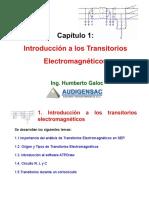 1.0 Introducción a Los Transitorios Electromagnéticos (44)