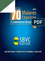 Ranking 70 Maiores Empresas Do E Commerce Brasileiro 2017 Corrigido Págs Únicas