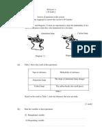 exam paper final term form 4