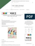 Amigurumi Pıtırcık Doll Free Pattern