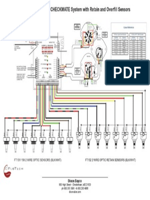 [SCHEMATICS_43NM]  2 Wire System - Black and White Wires Revised_0 | Electrical Components |  Manufactured Goods | Scully Thermistor Wiring Diagram |  | Scribd