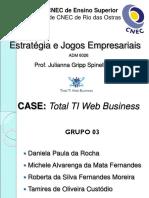Padrão PPT - Estratégias e Jogos Empresariais (1)