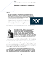 NlpWeb - Bateson's Levels of Learning