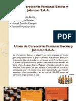 Unión de Cervecerías Peruanas Backus y Johnston