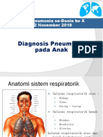 2.Diagnosis Pneumonia