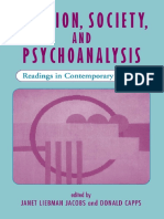 Religion, Society, And Psychoanalysis_ Readings in Contemporary Theory (1997, Westview Press)