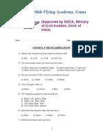 C-172 Paper Specific