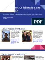 consultation collaboration and co-teaching