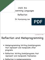 Lec16 Java Reflection