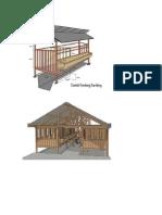 Planos Instalaciones Caprinas Estructura