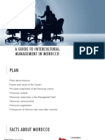 A Guide to Intercultural Management in Morocco