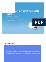 Extreme Java Performance