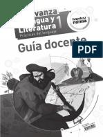Gd Avanza Lengua y Literatura 1