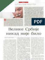 Cedomir Popov - Velika Srbija Stvarnost i Mit