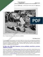 Historia de La Nota Roja en Mexico (1)