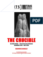The Crucible - Education Resource Pack