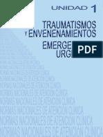 NACs UNIDAD 1 Traum Envenenamientos Urgencias