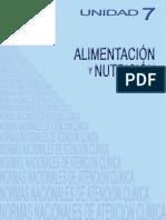 NACs UNIDAD 7 Alimentacion y Nutricion