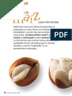 Estudio de Campo de Palomitas de Maiz
