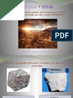 5 Power Minerales y Rocas